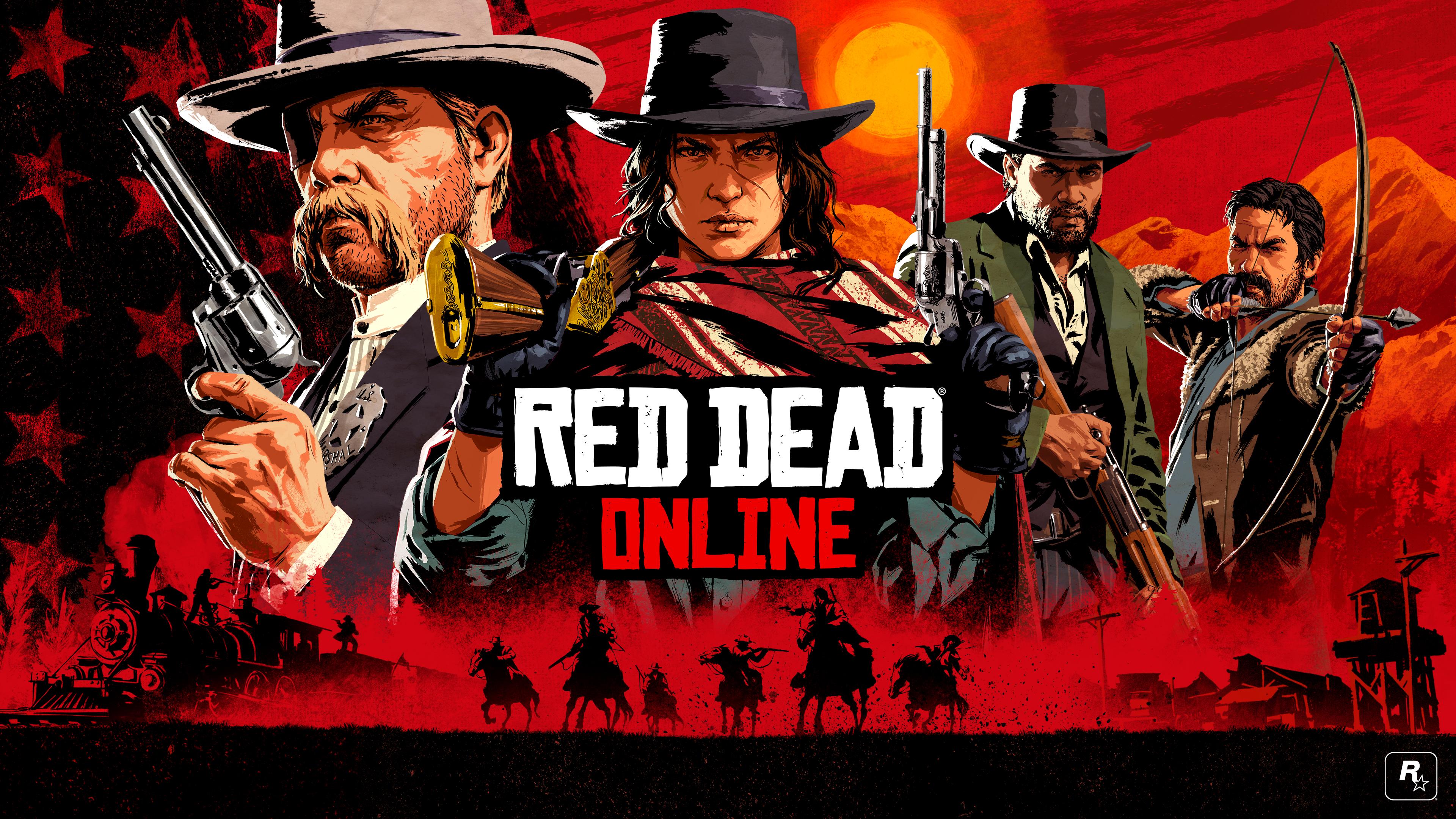 Downloads Red Dead Redemption 2