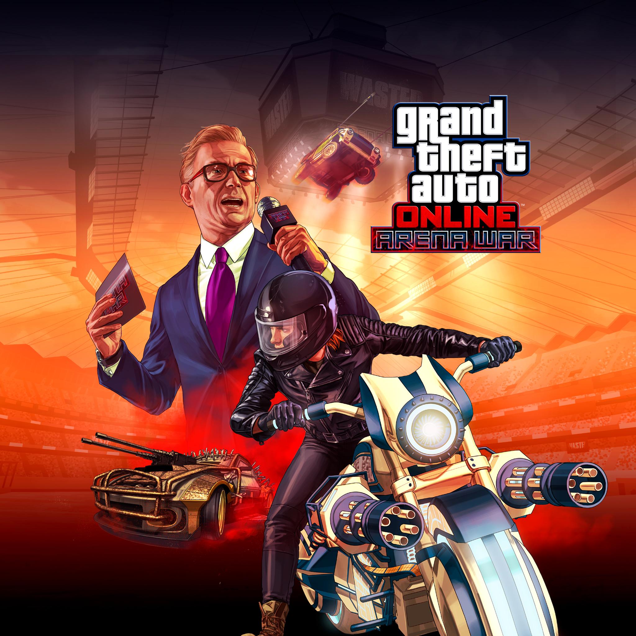 Descargas Rockstar Games