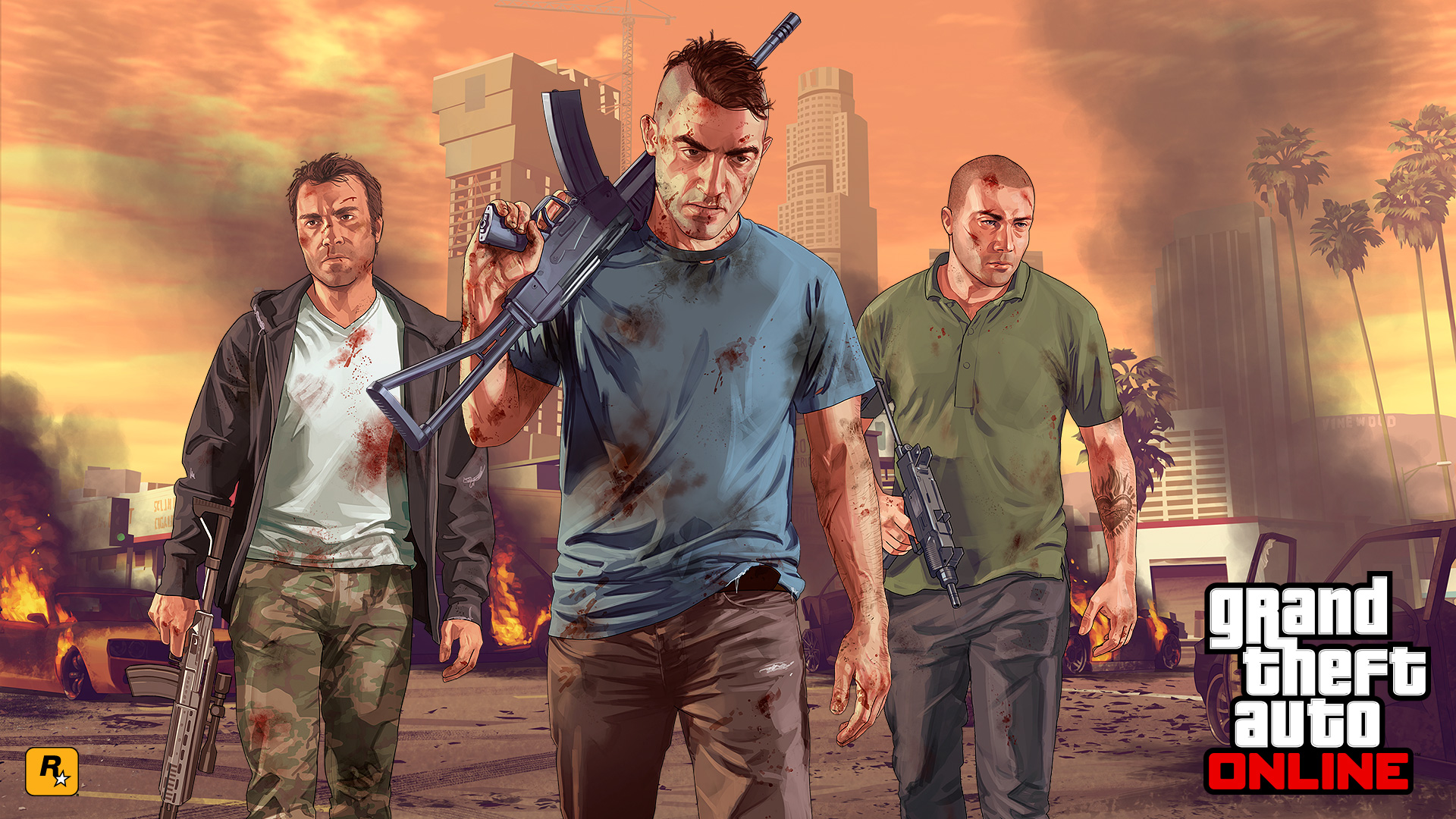 GTA Online Crew Oluşturma